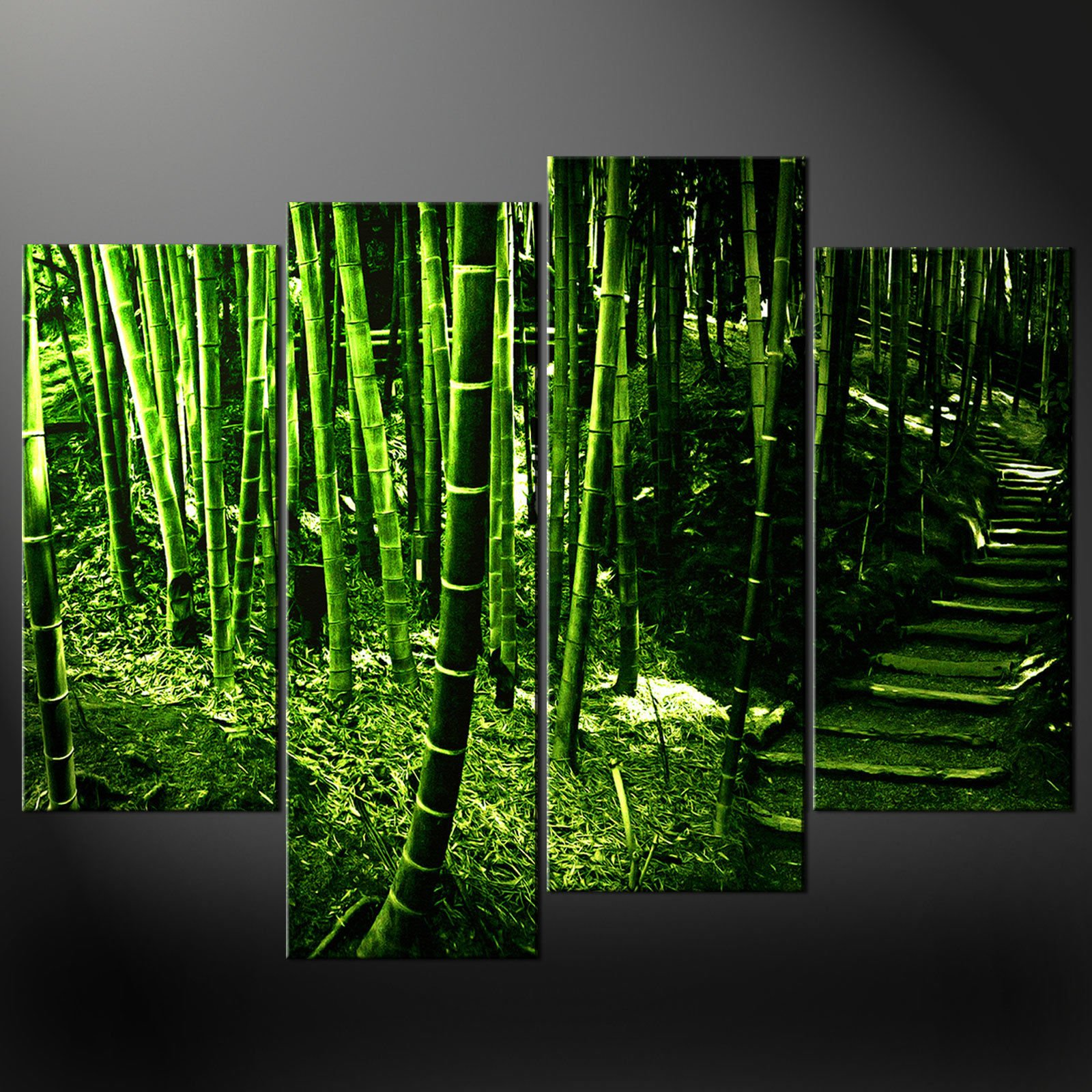 Wall Art Trees Green : Landscape archives page of canvas print art