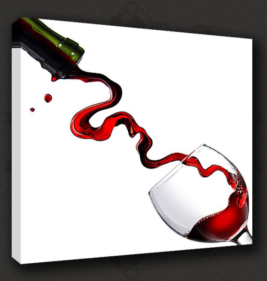 The gallery for --> Wine Glass Splash Art