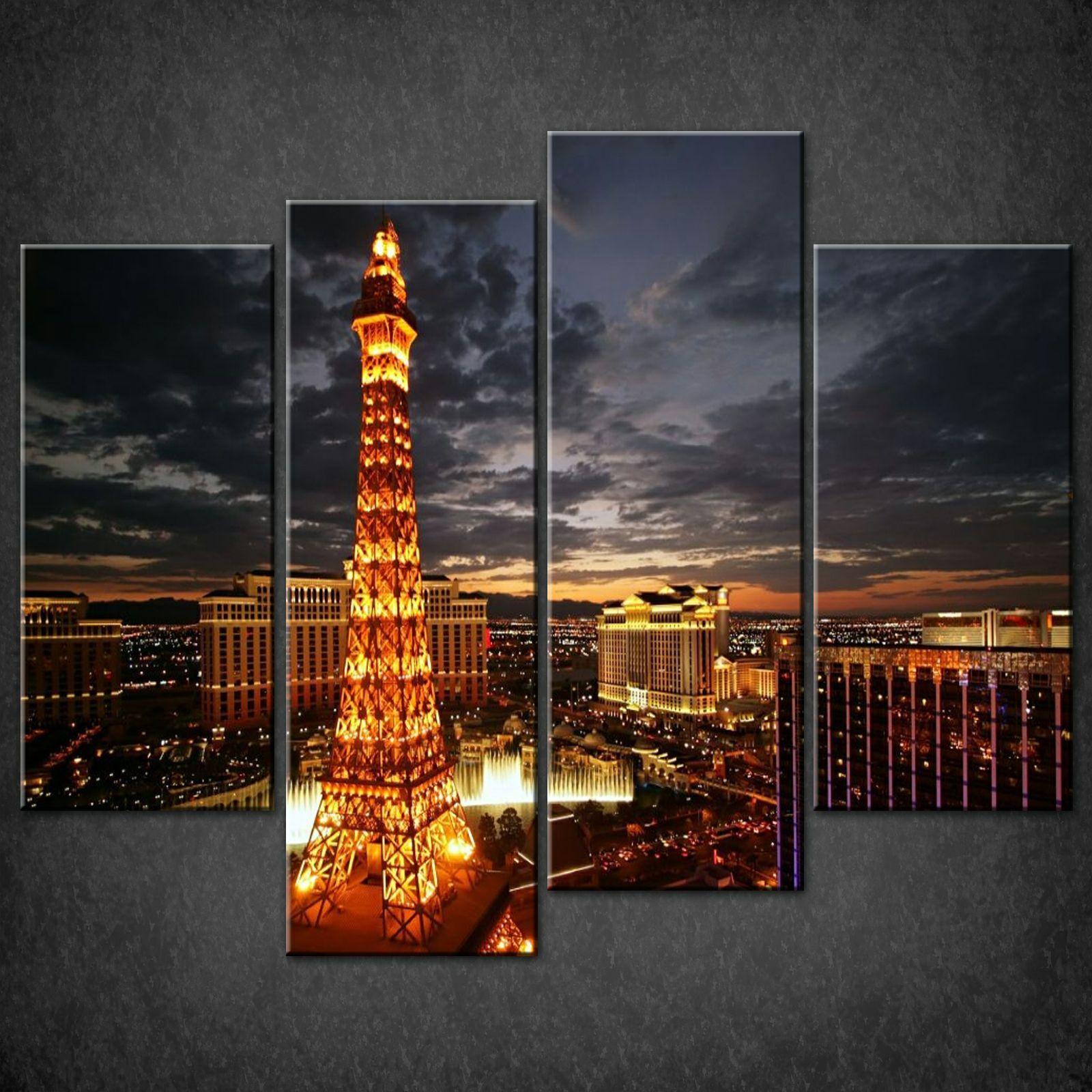 Las Vegas Posters & Wall Murals